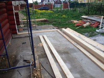 Строительство бревенчатого рубленого дома под ключ Фото 22