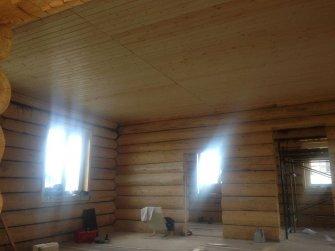 Строительство бревенчатого рубленого дома под ключ Фото 11