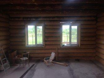 Строительство бревенчатого рубленого дома под ключ Фото 5