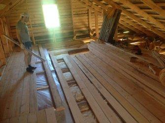 Строительство бревенчатого рубленого дома под ключ Фото 14