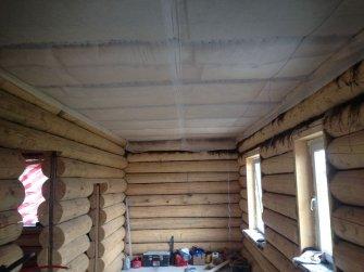 Строительство бревенчатого рубленого дома под ключ Фото 7