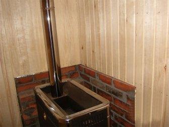 Строительство бани - фото 10