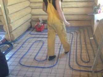 Строительство бревенчатого рубленого дома под ключ Фото 2