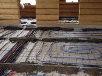 Строительство бревенчатого рубленого дома под ключ Фото 3