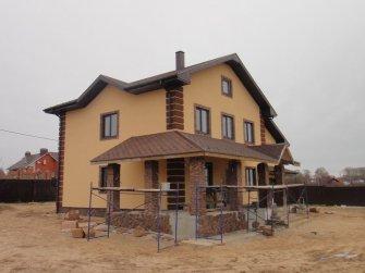 Строительство дома под ключ из газобетона Ytong в Московской области