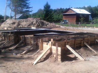 Строительство дома из газобетона фото 7
