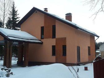 Строительство дома из газобетона фото 32