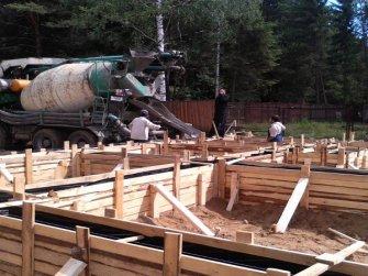 Строительство дома из газобетона фото 6