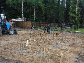 Строительство дома из газобетона фото 5