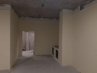 Покраска стен в офисных помещениях