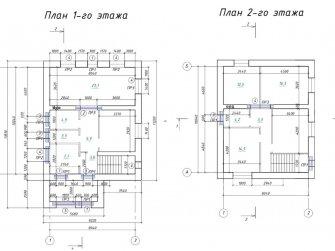схема расположения помещений